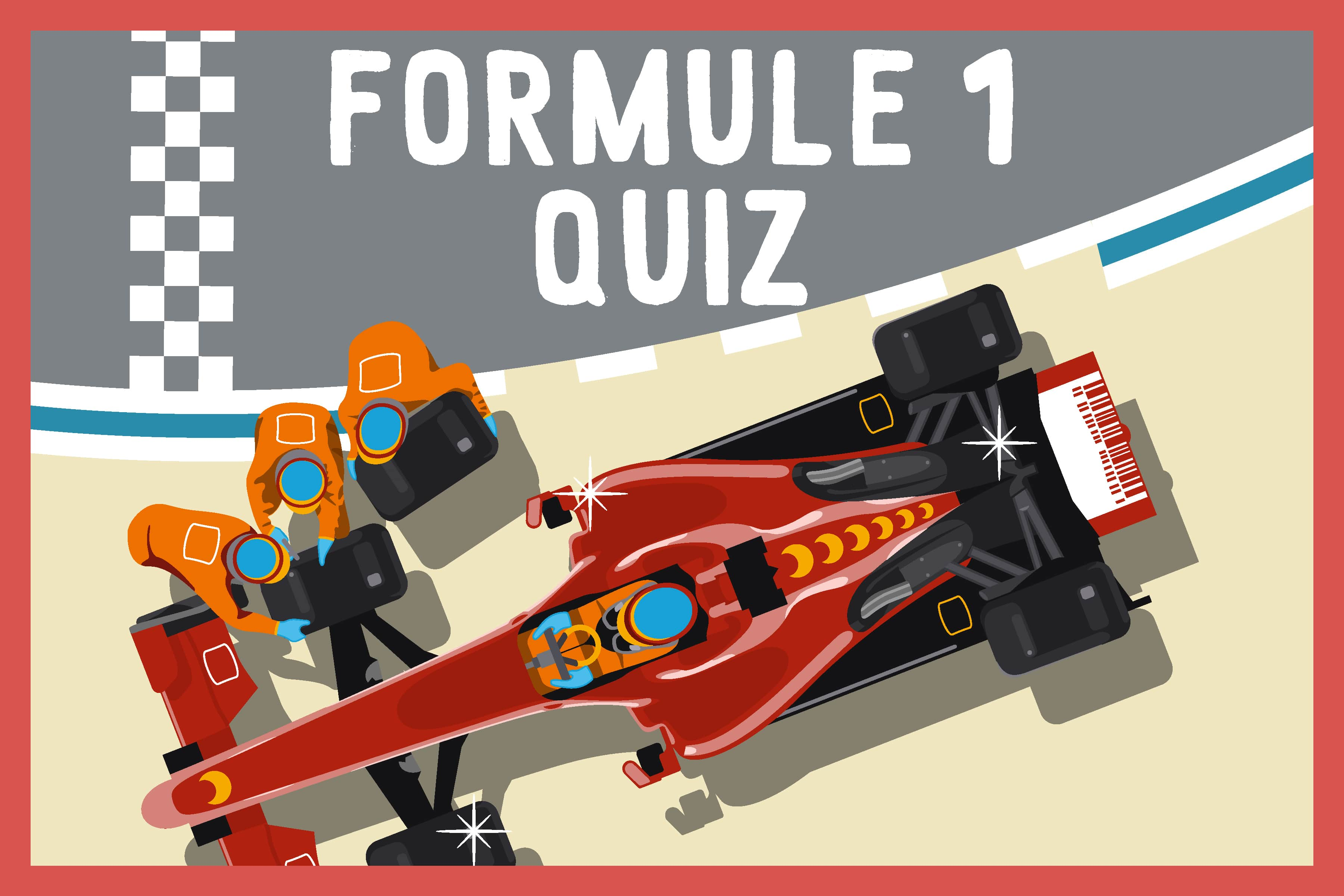 FORMULE 1 QUIZ met Virtual Reality Seat